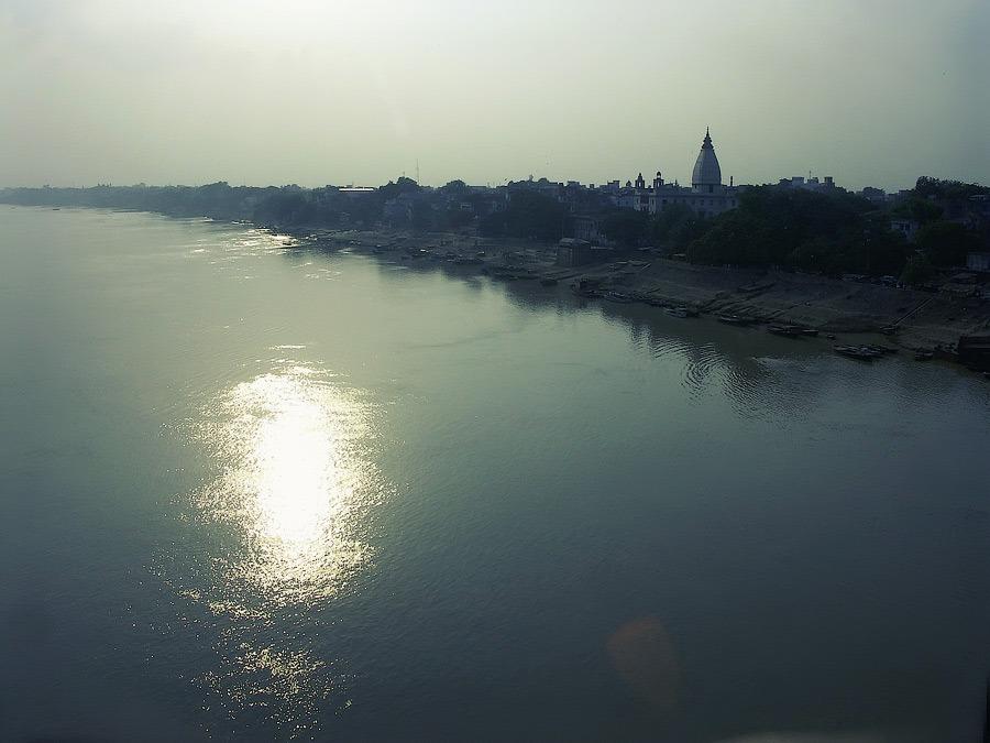Варанаси - город вне времени