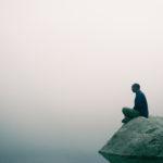 Медитация. Озеро Ганди Саровар, Кедарнатх, Гималаи - Kartzon Dream - тревел фото, тревел видео, авторские путешествия, фототуры