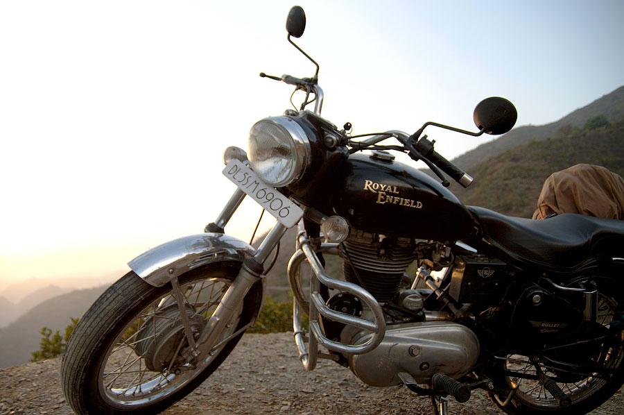 Уттарканд - Мототрип по Индии 2010