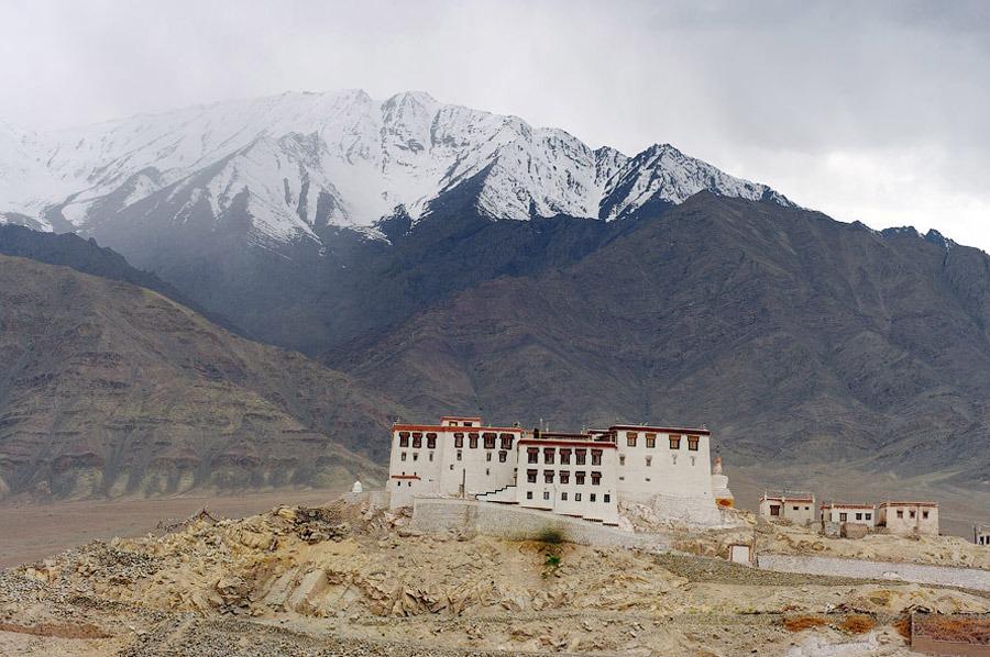 Монастыри Ладакха, Индия