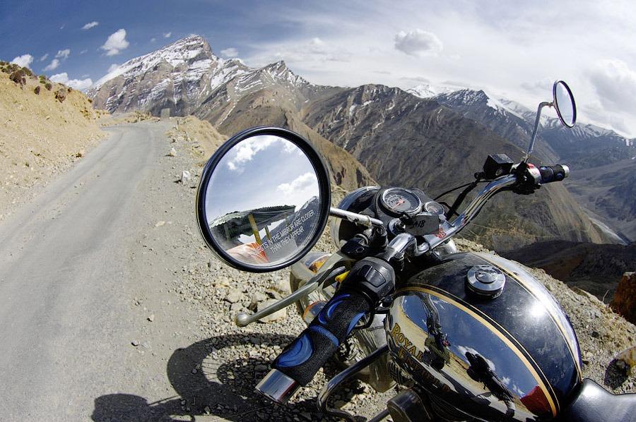 Дорога Манали Лех, Ладакх. Мототрип по Индии