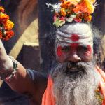 Мр. Болентх. Садху в Орчхе. Лица Индии - Kartzon Dream - тревел фото, тревел видео, авторские путешествия, фототуры