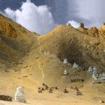 Чортены неподалёку от Спитук гомпы, Ладакх, Индия - Kartzon Dream - тревел фото, тревел видео, авторские путешествия, фототуры
