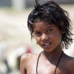 Девочка с монеткой. Харидвар. Лица Индии - Kartzon Dream - тревел фото, тревел видео, авторские путешествия, фототуры