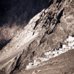 Монастырь Дискит. Долина Нубра. Ладакх, Индия - Kartzon Dream - тревел фото, тревел видео, авторские путешествия, фототуры
