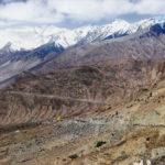 Дорога из долины Нубра, Ладакх, Индия - Kartzon Dream - тревел фото, тревел видео, авторские путешествия, фототуры