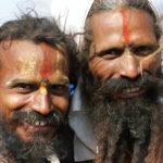 Гуру-бхаи. Кумбха мела в Харидваре 2010. Лица Индии - Kartzon Dream - тревел фото, тревел видео, авторские путешествия, фототуры