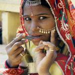 Женщины Раджастана., Джайсалмер. Лица Индии - Kartzon Dream - тревел фото, тревел видео, авторские путешествия, фототуры