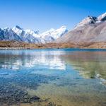 Озеро на перевале Пензи Ла, Занскар, Индия - Kartzon Dream - тревел фото, тревел видео, авторские путешествия, фототуры