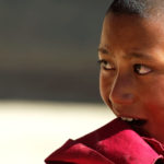 Мальчик-монах в монастыре Ладакха. - Kartzon Dream - тревел фото, тревел видео, авторские путешествия, фототуры