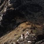 Монастырь Дискит, утро в долине Нубра, Ладакх, Индия - Kartzon Dream - тревел фото, тревел видео, авторские путешествия, фототуры