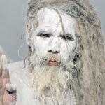 Садху из традиции нага. Кумбха мела в Харидваре 2010. Лица Индии - Kartzon Dream - тревел фото, тревел видео, авторские путешествия, фототуры