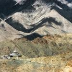 Шанти Ступа, Лех, Ладакх, Индия - Kartzon Dream - тревел фото, тревел видео, авторские путешествия, фототуры