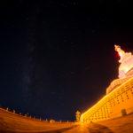 Шанти Ступа под Млечным Путем, Лех - Kartzon Dream - тревел фото, тревел видео, авторские путешествия, фототуры