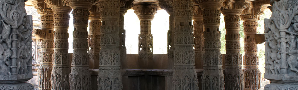 Колонны Рани Ки Вав, Гуджарат