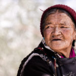 Женщина из деревни Дамкар. Лица Ладакха, Индия - Kartzon Dream - тревел фото, тревел видео, авторские путешествия, фототуры