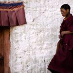 Монах в Монастыре Тиксей, Ладакх, Индия - Kartzon Dream - тревел фото, тревел видео, авторские путешествия, фототуры