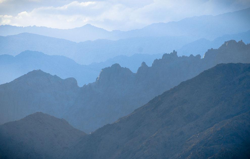 Спящие Гималаи, Долина Ле