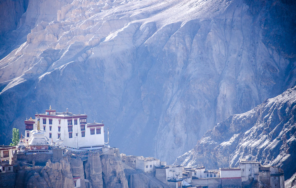 Монастырь Ламаюру