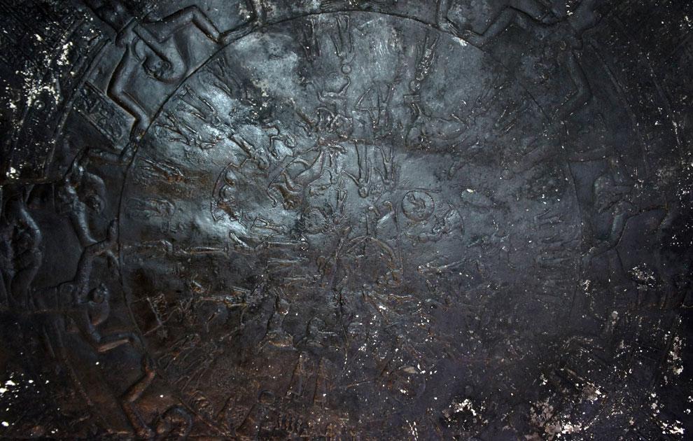 Гороскоп, храм Дендеры