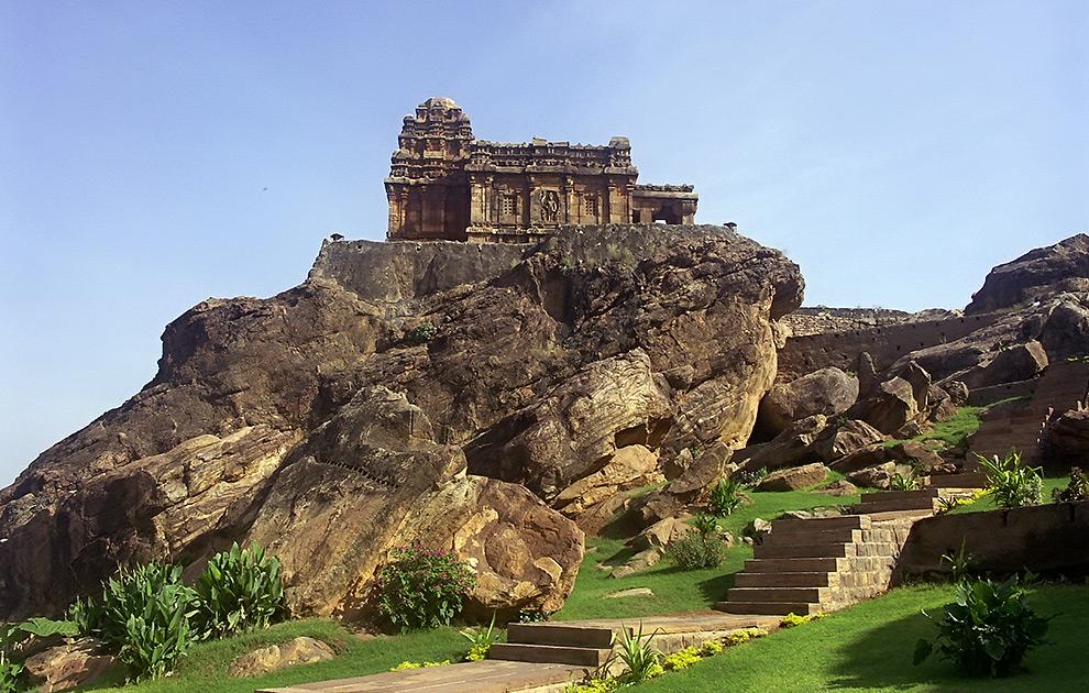 Храмы Бадами