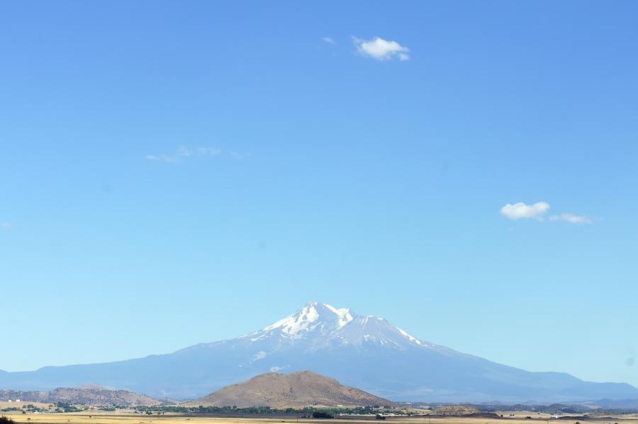 Гора Шаста, США