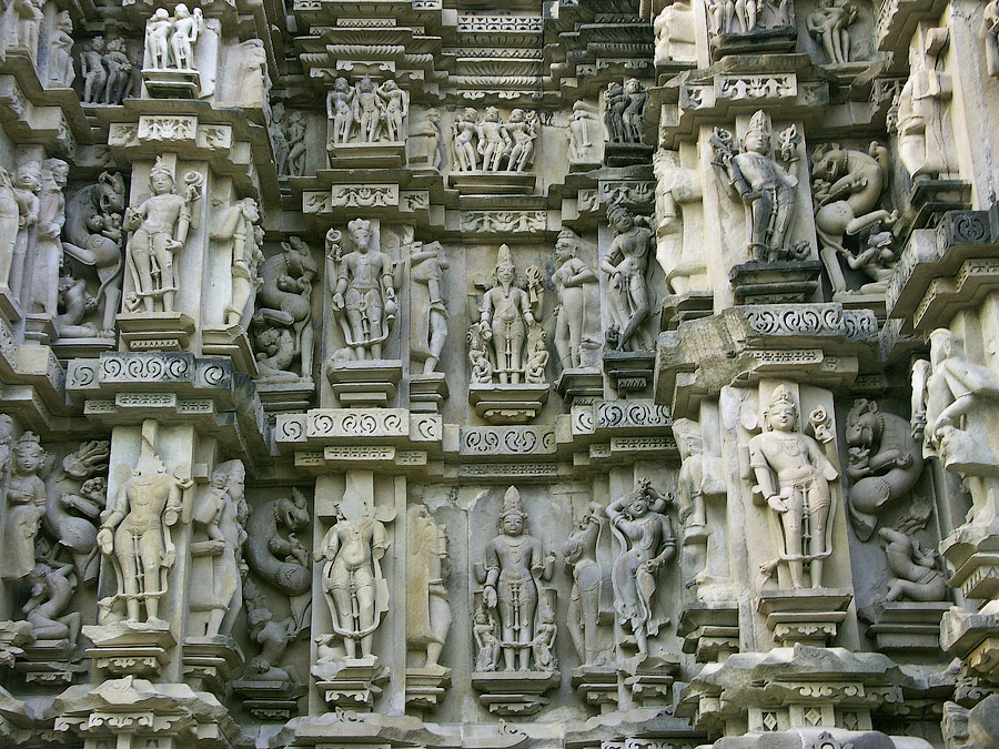 Храмы Кхаджурахо (The Temples of Khajuraho), X-ХI вв