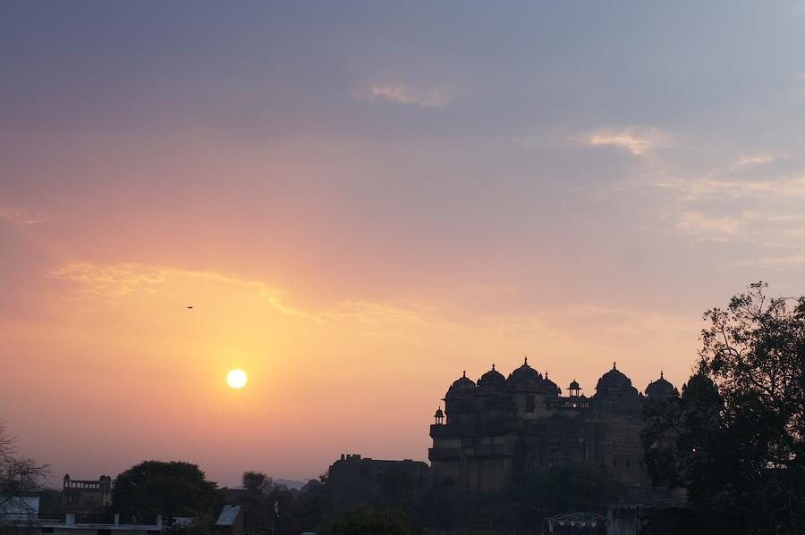 Орчха, Мадхья прадеш, Индия - Kartzon Dream - авторские путешествия, авторские туры в Индию