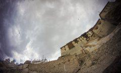 Гомпа и Дворц Шей
