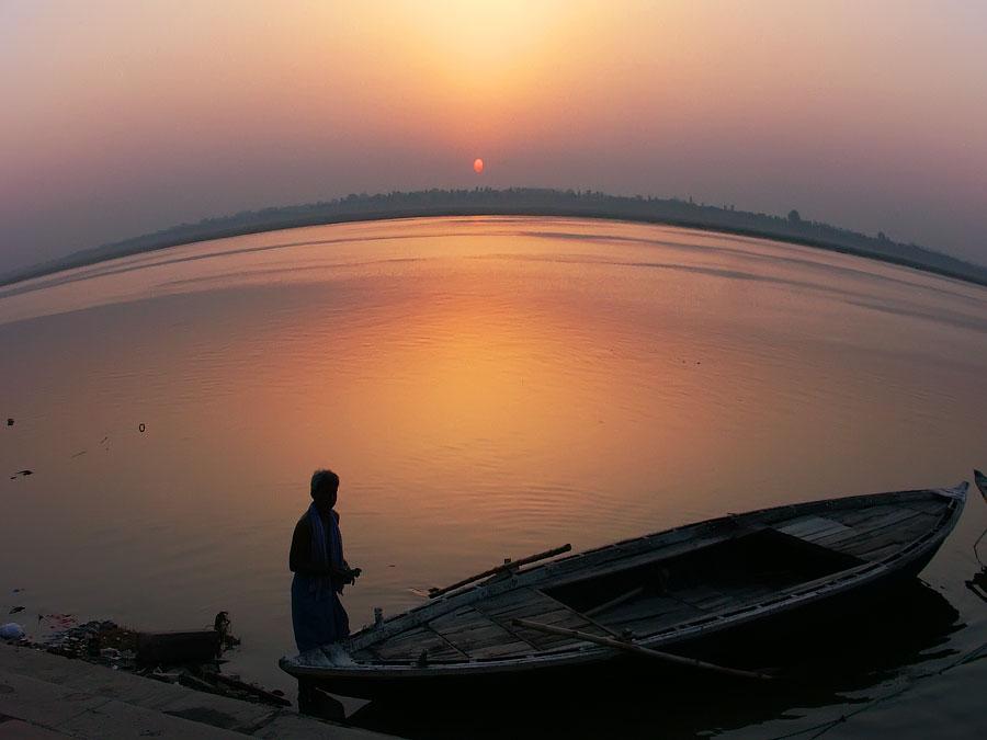 Варанаси (Бенарес, Каши), Индия 2007