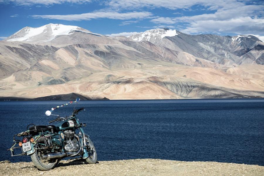 Озеро Тсо Морири, Ладакх © Kartzon Dream - авторские путешествия, авторские туры в Индию, тревел фото, тревел видео, фототуры