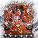 Хаягрива. Ладакх, Гималаи, Индия - Kartzon Dream - цифровая графика, тревел фото, тревел арт, тревел видео, авторские туры, фототуры
