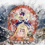 Калачакра. Ладакх, Гималаи, Индия - Kartzon Dream - цифровая графика, тревел фото, тревел арт, тревел видео, авторские туры, фототуры
