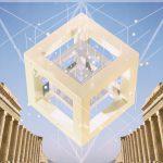 Пространственная геометрия. Карнак, Египет - Kartzon Dream - цифровая графика, тревел фото, тревел арт, тревел видео, авторские туры, фототуры