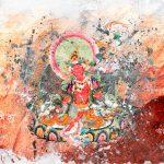 Курукула. Ладакх, Гималаи, Индия - Kartzon Dream - цифровая графика, тревел фото, тревел арт, тревел видео, авторские туры, фототуры