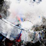Шей Гомпа. Цифровая акварель. Ладакх, Индия - Kartzon Dream - цифровая графика, тревел фото, тревел арт, тревел видео, авторские туры, фототуры