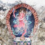 Ваджраяогини. Ладакх, Гималаи, Индия - Kartzon Dream - цифровая графика, тревел фото, тревел арт, тревел видео, авторские туры, фототуры