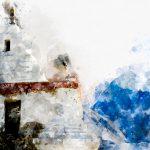 Звучание Занскара. Цифровая акварель. Ладакх, Индия - Kartzon Dream - цифровая графика, тревел фото, тревел арт, тревел видео, авторские туры, фототуры