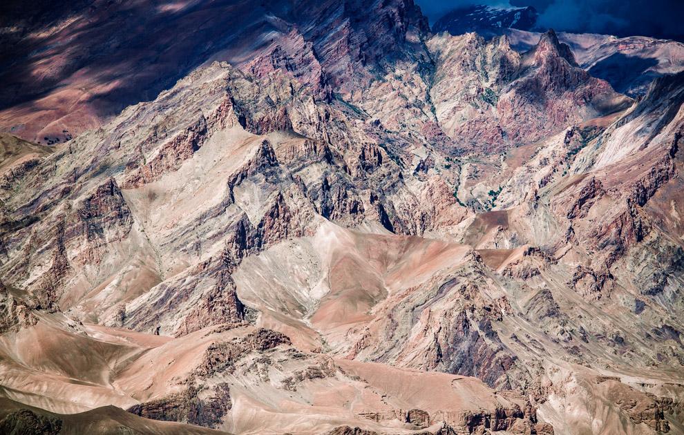 Горные узоры Долины Занскар
