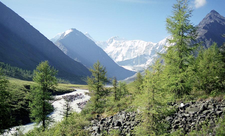 Горный Алтай, Белуха 2005
