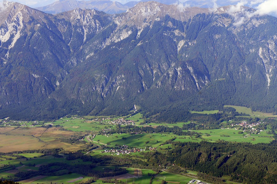 Альпы Каринтии, Австрия 2012