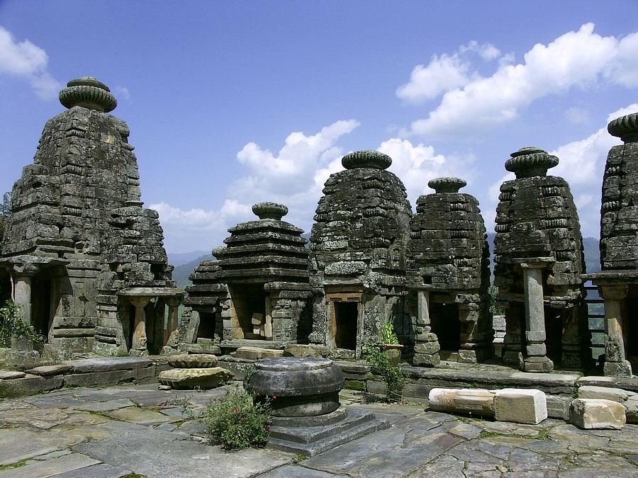 Храм Солнца, Катармал
