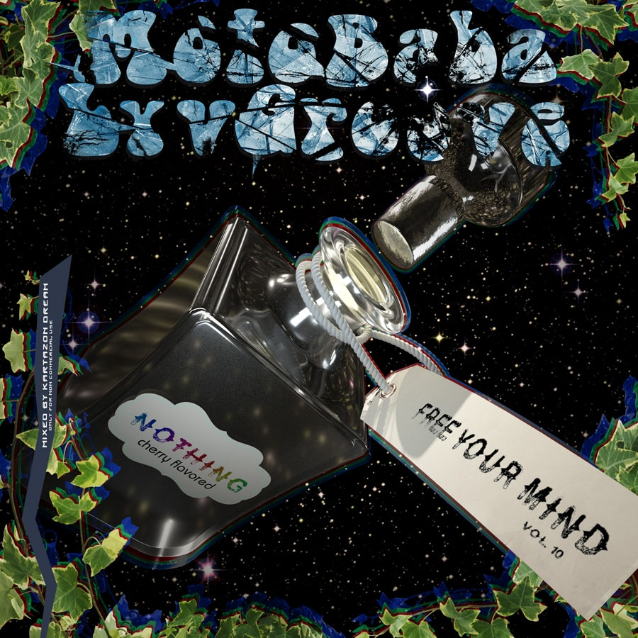 MotoBaba LuvGroove - Vol.10 Free Your Mind. Авторские сборники музыки 60-х и 70-х, прогрока и прогфолка