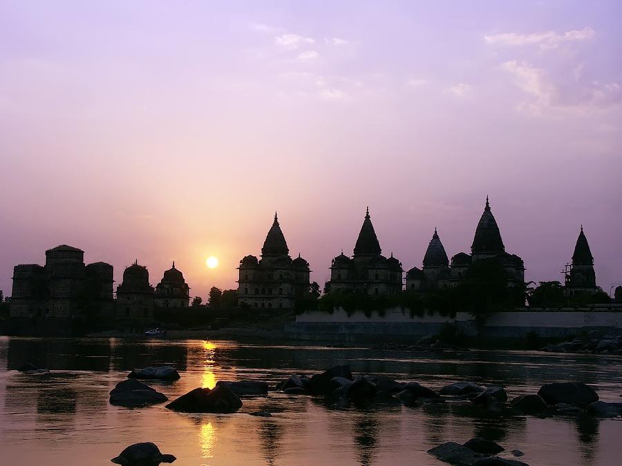 Орчха, Индия © Kartzon Dream - авторские путешествия, авторские туры в Индию, тревел видео, фототуры