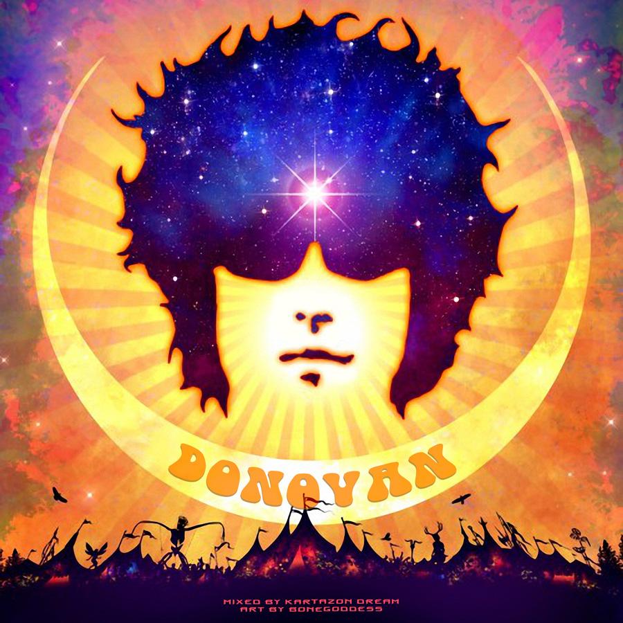 MotoBaba LuvGroove - Vol.15 Hacks from Donovan. Авторские сборники музыки 60-х и 70-х, прогрока и прогфолка
