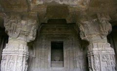 Индия 2005 - Эллора. Пещерные храмы
