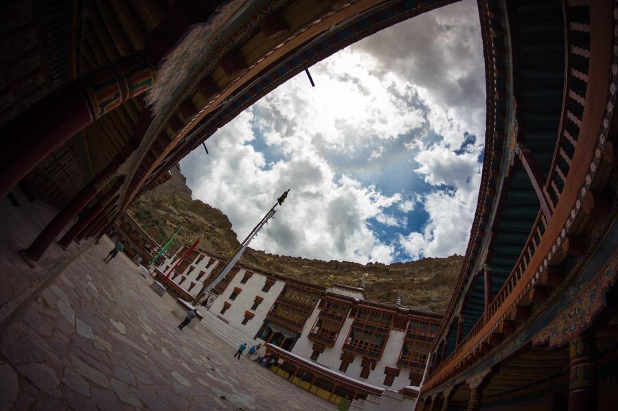 Хемис Гомпа (монастырь Хемис), Ладакх, Индия
