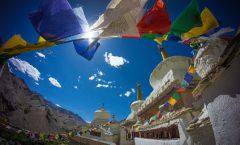 Ламаюру Гомпа (Монастырь Ламаюру), Ладакх, Индия © Kartzon Dream - авторские туры в Ладакх, авторские путешествия, тревел фото, тревел видео