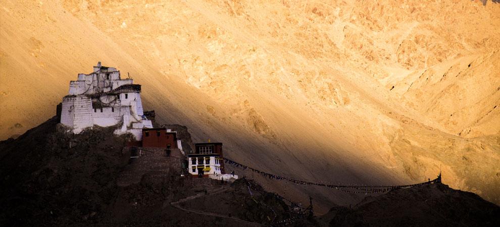 День первый - Тур в Гималаи, Ладакх