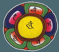 Вторая чакра - Gadha